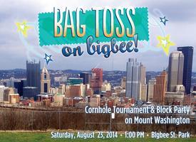 Bag Toss on Bigbee