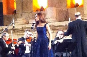 Zeina Barhoum in Concert