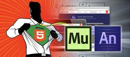 Crea sitios web HTML5 sin programar con Muse y Edge...