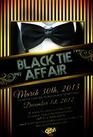 "Plush Culture Presents ""The Black Tie Affair"""