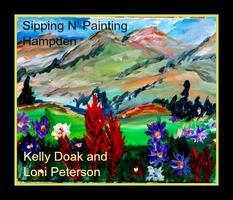 Art Wine Denver Wildflowers Sat July 12th 6:30pm $40