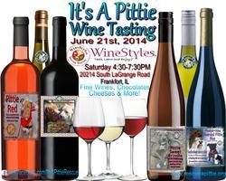 It's A Pittie Wine Tasting 6/21/14