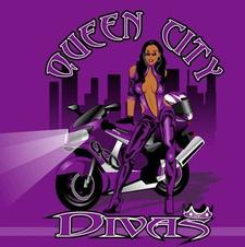 Queen City Divas-Mother chapter logo