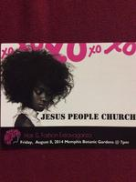 The Charity Hair Show and Fashion Show at the Memphis B...
