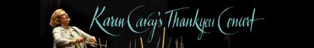 Karen Carey's Thankyou Concert
