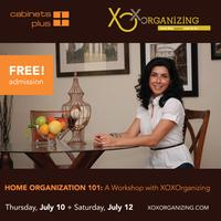 Home Organization 101: A Workshop with XOXOrganizing