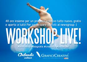WORKSHOP LIVE GRATIS (a Roma e online) - newsgroup