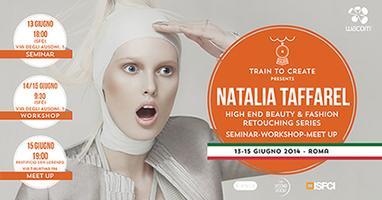 Natalia Taffarel Beauty & Fashion Retouching Series /...