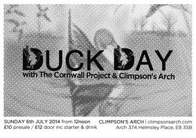 Duck Day at Climpson's Arch