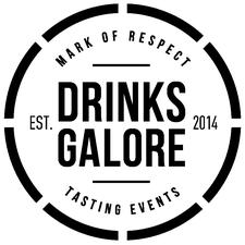 Drinks Galore  logo