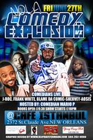 Comedy Goon Inc. presents Nola Comedy Explosion VI...
