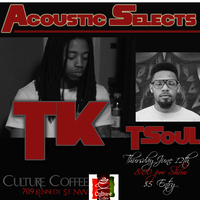 Acoustic Selects II ft TK & TSOUL