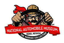 National Automobile Museum (The Harrah Collection) logo