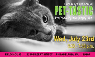 2014 Pet-Tastic Pet Food & Toy Drive :: Happy Hour