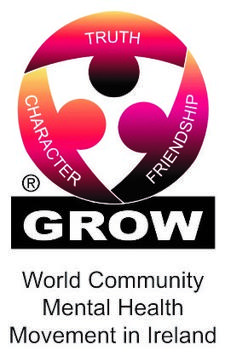 GROW in Ireland - Transforming lives since 1969 logo