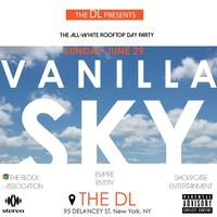 Vanilla Sky: All White Rooftop Day Party