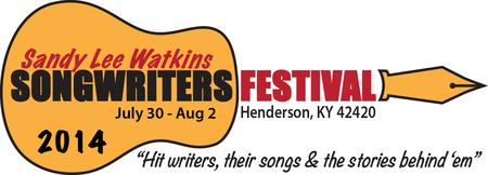 SANDY LEE WATKINS SONGWRITERS FESTIVAL 2014