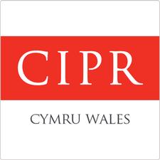 CIPR Cymru Wales logo
