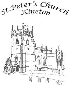 St Peter's Kineton, Children and Youth team logo
