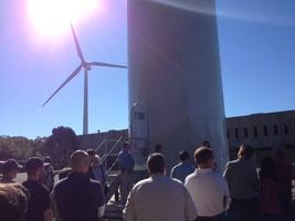 Gloucester Wind Turbine Tour