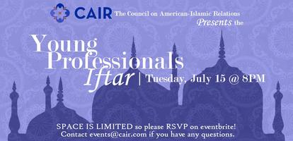 CAIR's Young Professionals Iftar