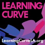 Learning Curve, Presented by the Los Angeles LGBT Center logo