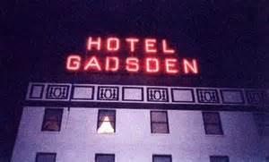 Halloween Night at Gadseden Hotel/The Grande Theatre...