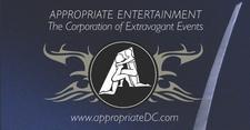 APPROPRIATE ENTERTAINMENT * EPIC CONCEPTS * PHAT CAT ENTERTAINMENT * SUPREME TEAM logo