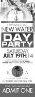 1st. Annual Men of New Water Inc. Day Party