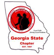Wildlife Action Inc., Georgia logo