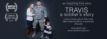 Gary Sinise Presents Travis: A Soldier's Story