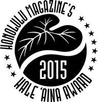 2015 Hale Aina Awards (7:00-9:30 PM CELEBRATION)