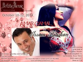 Amar Gamal and Issam Houshan in San Antonio, Texas!