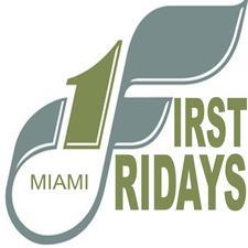 First Friday's Miami logo