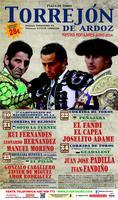 Feria Taurina de Torrejon de Ardoz 2014