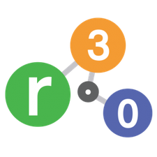 r3.0 logo