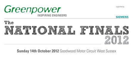 Greenpower National Finals