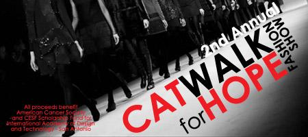 """Catwalk for Hope"" Fashion Show 2012"