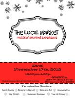 The Local Market--Holiday Shopping Experience