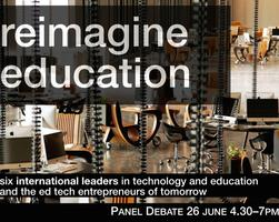 Reimagining Education International Satellite Event