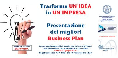 Trasforma un'IDEA in un'IMPRESA - i migliori BUSINESS...