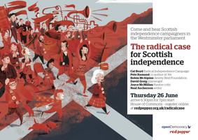 The radical case for Scottish independence