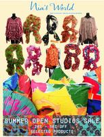 Fashion Invite: Nia's World Design Open Studio Sale...