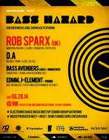 NEXGEN MUSIC presents 'Bass Hazard' w/ ROB SPARX (UK)