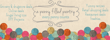 A Penny Filled Pantry logo