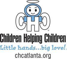 Children Helping Children logo