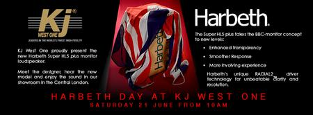 Harbeth Day at KJ West One
