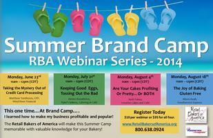 RBA Summer Brand Camp - WEBINAR SERIES
