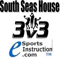 June 28th South Seas House - 3 on 3 Basketball...