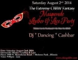 CBBW Fantasy Masquerde Leather & Lace Dance Event